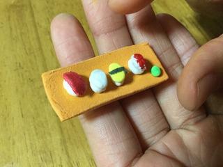 寿司 (粘土細工)